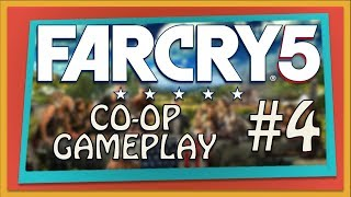 Far Cry 5 Co-op Gameplay (Xbox One) | Part 4 | Pure Carnage