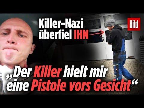 """""""Der Killer hielt mir eine Pistole vors Gesicht"""" –Kfz-Mechaniker begegnete Killer-Nazi von Halle"""
