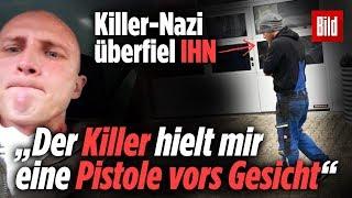 """""""der Killer Hielt Mir Eine Pistole Vors Gesicht"""" –kfz Mechaniker Begegnete Killer Nazi Von Halle"""
