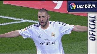 Resumen de Real Madrid (4-2) Villarreal CF  - HD - Highlights