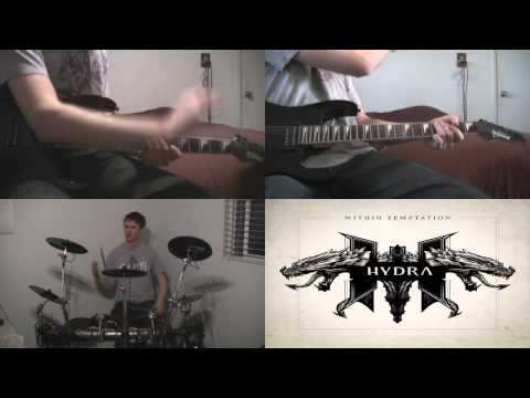 Dangerous (feat. Howard Jones) by Within Temptation Dual Guitar and Drum Cover with Tabs