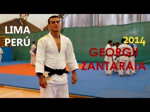 Georgii Zantaraia   Lima 2014