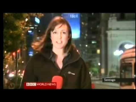Chile 2010 Earthquake 4 of 5 - Aftershock - BBC World News