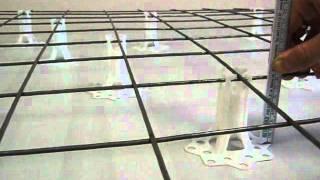 Фиксатор настил (фиксатор арматуры) размер 70-80 мм(Группа компаний SANPOL представляет фиксатор защитного слоя под арматуру. В главной роли фиксатор настил..., 2011-11-06T18:14:40.000Z)