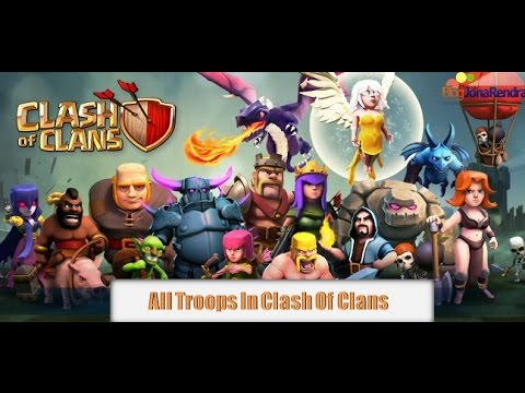Trclash Of Clans All Trclash Of Clans