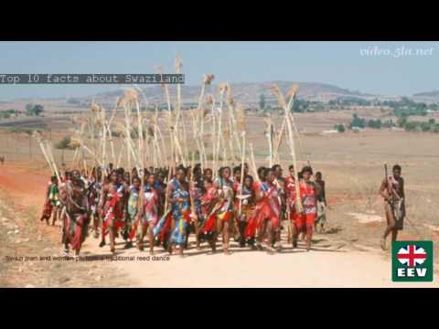 Top 10 facts about Swaziland