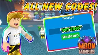 [NEW CODES]🌙Moon Miners All New Codes! | NEW PET UPDATE | Roblox