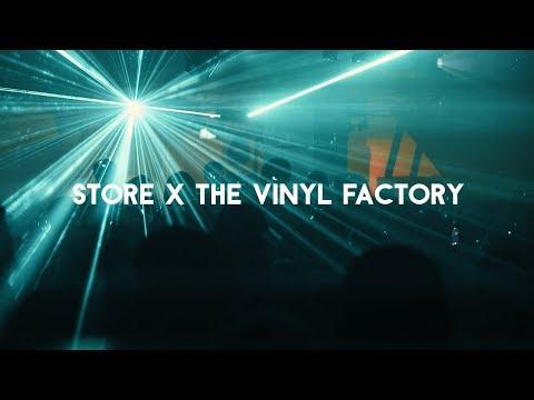 Store X The Vinyl Factory