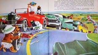 昭和42年03月25日発刊の、小学館・オールカラー版世界の童話 12巻『カロ...