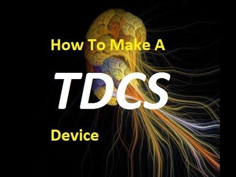 Diy How To Make A Tdcs Transcranial Direct Current