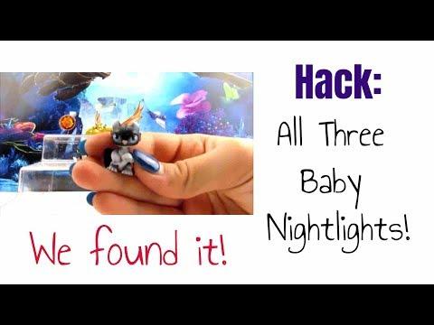 HTTYD: The Third Baby Nightlight!