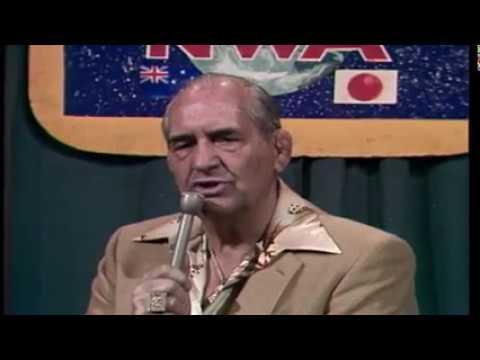 Harley Race vs Gino Hernandez (NWA World Title Sept 28, 1980)