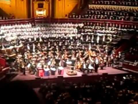 Mahler Symphony #8 at the Royal Albert Hall (1)