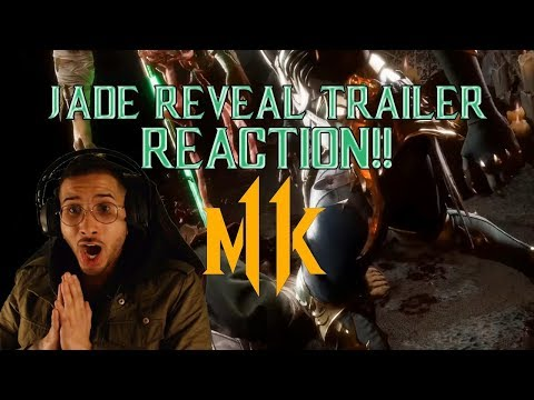 Mortal Kombat 11: Jade Reveal Trailer Reaction! (REVENANT JADE!) thumbnail