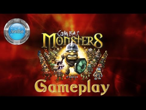 Combat Monsters Gameplay 1080p 60fps with commentary