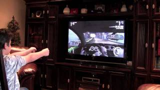 Forza Motorsport 4 Kinect Tutorial
