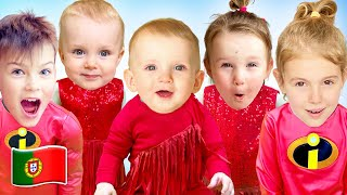Canção Infantil - O que você gosta Canção para crianças Children Song in Portuguese | Five Kids