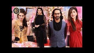 Good Morning Pakistan - Rangreza Movie Cast  - Top Pakistani show