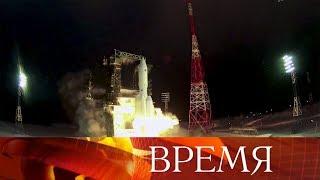 Гендиректор госкорпорации «Роскосмос» Д.Рогозин представил проект Национального космического центра.