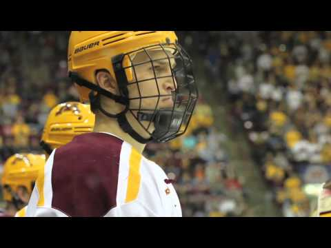 "Gopher Hockey: ""Brave New World"""