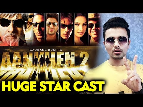 Aankhen 2 To Have A HUGE STAR CAST, Says Anees Bazmee