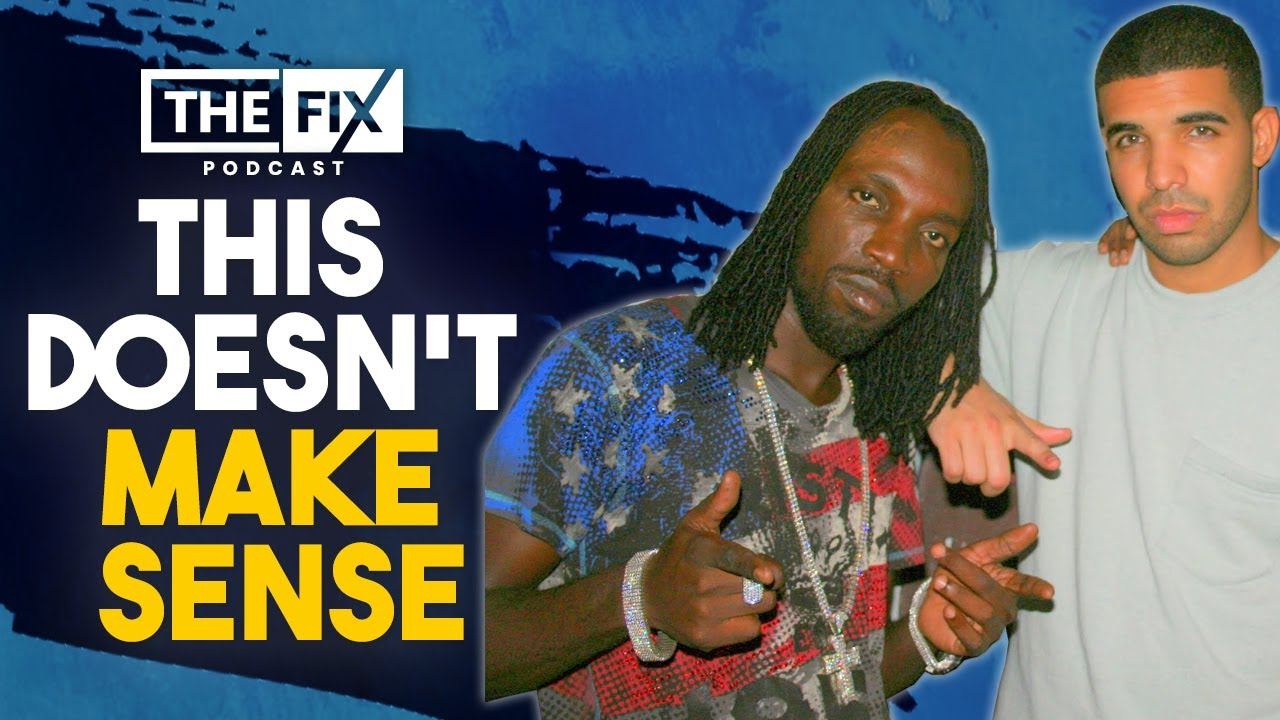 Why Mavado VS Drake Is Meaningless || The Fix Podcast