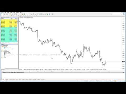 Forex Order (Trade) Manager ULTIMATE - How To Validate Lifetime License