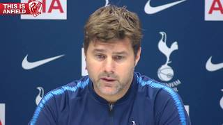 Tottenham boss Pochettino on Liverpool ahead of Sunday s match