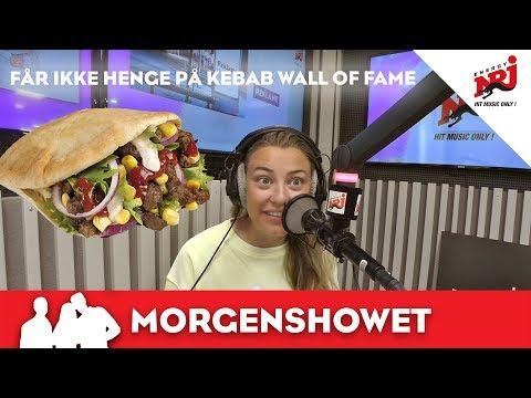 Marte fr ikke havne p Kebab Wall of fame