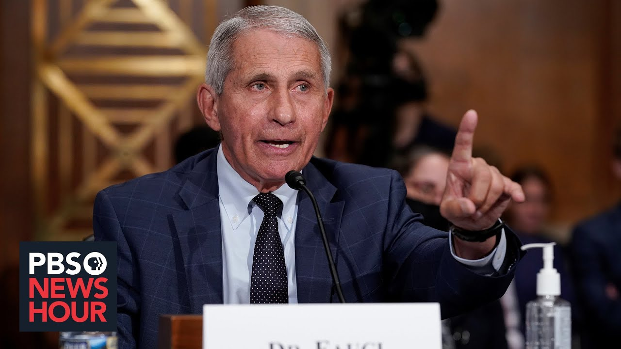Fauci backs new masks guidance as Florida reports highest one ...