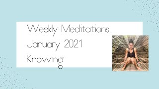 January Week 3