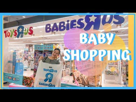 BABIES R US JAPAN SHOPPING! | BABY SHOPPING | VLOG # 98 | MISHSAYS