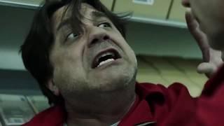 La Casa de papel   ( 2017 ) Cena : Arthur briga com denver