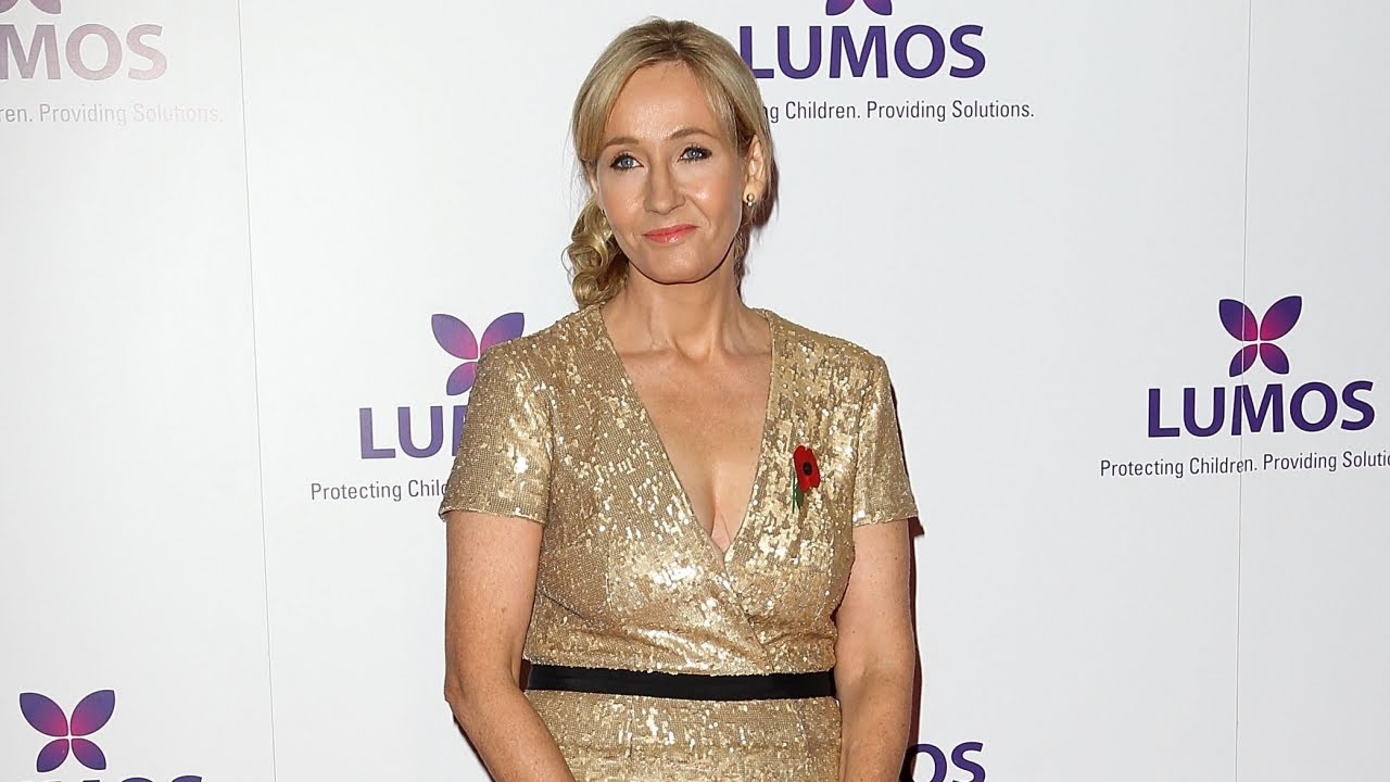 J K  Rowling to release 3 'Harry Potter' stories