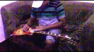 Como fazer a guitarra chorar! 2 Welberth