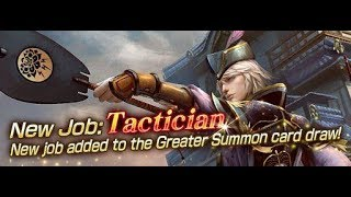 Mobius Final Fantasy Indonesia - Review and Gameplay Tactician