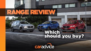 2019 MG ZS Range Review: which model is the sweet spot in the range?