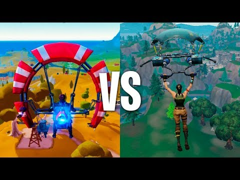 CREATIVE DESTRUCTION VS FORTNITE