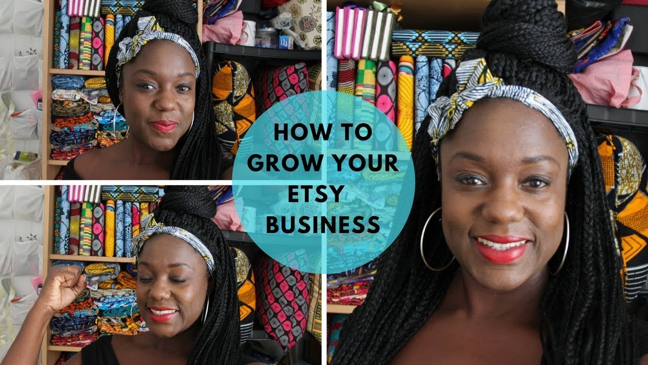 Etsy Business Success - My Top Tips For Growing A Successful Etsy Business