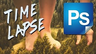 Time Lapse photoshop art #4 Giant tree picker