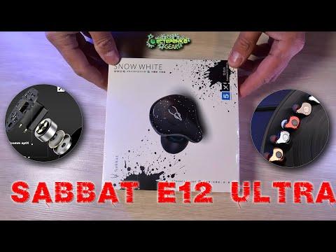 Беспроводные наушники Sabbat E12 Ultra