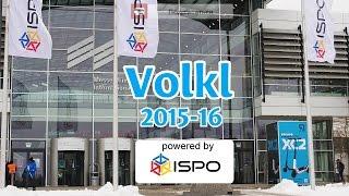 Лыжи для катания по подготовленному склону от Völkl в сезоне 2015-16