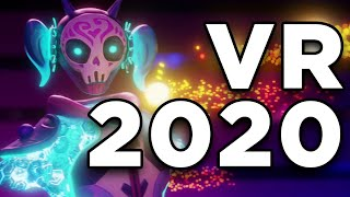 NINE Incredible VR Games Still To Come In 2020 - Oculus, SteamVR, PlayStation VR