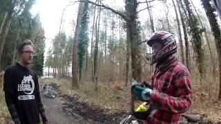 Forest of Dean Mountain Bike Edit March 2015
