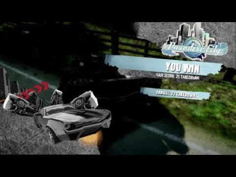 Burnout Paradise Remastered Enforcing the LAW  