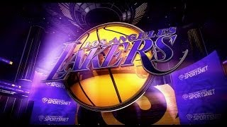 Time Warner Cable Sportsnet Lakers Opening Sequence