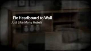 Wall Mounted Headboards