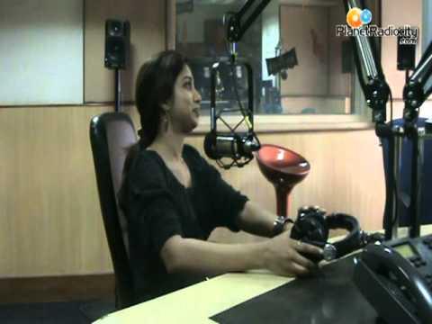 Shreya Ghosal exclusive interview with Radio City