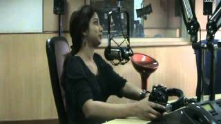 Shreya Ghosal exclusive interview with Radio City