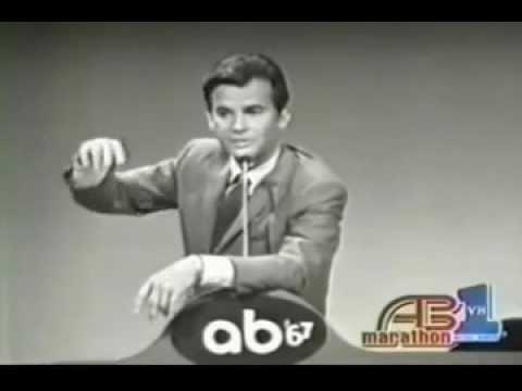American Bandstand presents The Jefferson Airplane--White Rabbit